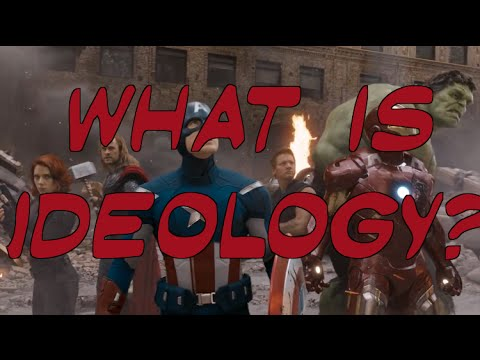 What is Ideology?—As Told By Superheroes and Serial Killers