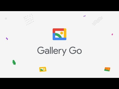 Meet Gallery Go, a smart and light photo gallery app