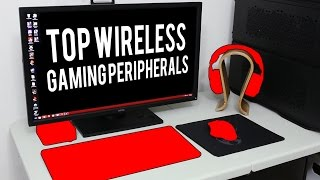 Wireless Gaming Peripherals Roundup! My Favorite KB, Mouse & Headset