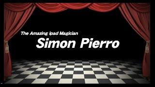 世界的に有名なマジシャンのサイモン・ピエロさんが、BS-TBSを訪...