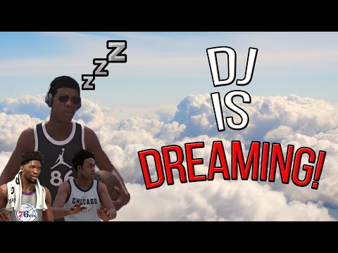 NBA 2K Theories: DJ IS DREAMING THE ENTIRE TIME!