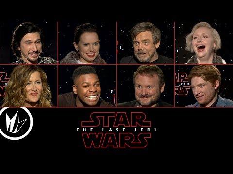 Download Youtube: Star Wars: The Last Jedi: Sit Down With the Stars feat. Matthew Hoffman – Regal Cinemas [HD]