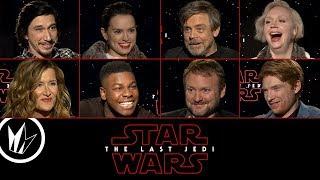 Star Wars: The Last Jedi: Sit Down With the Stars feat. Matthew Hoffman – Regal Cinemas [HD]
