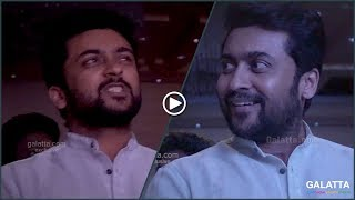 Suriya priceless expression for Naana Thaana song launch | Thaanaa Serndha Koottam Audio Launch