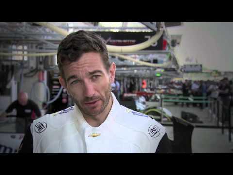 24 Hours of Le Mans Race: Oliver Gavin & Corvette C7R - MOBIL 1 THE GRID