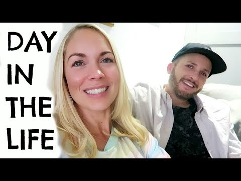 HE HATES THE CAMERA | DAY IN THE LIFE