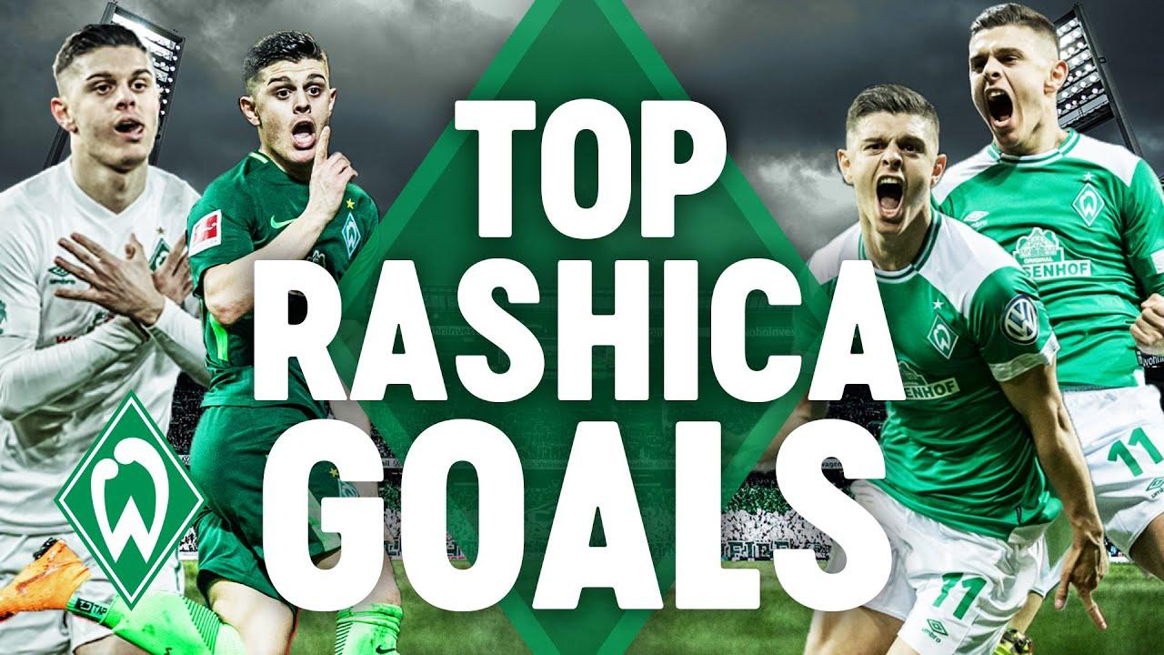 Download Milot Rashica   Best goals compilation   SV Werder Bremen
