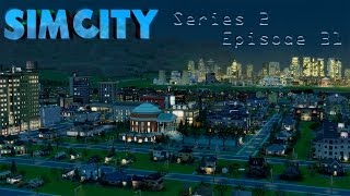 SimCity - Space Center Payed & Dr Vu Captured! S2 Ep 31
