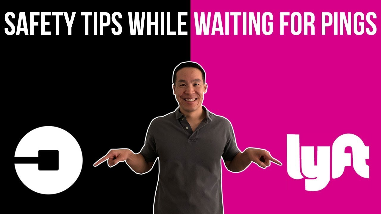 Safety Tips While Waiting For Rides on Uber or Lyft