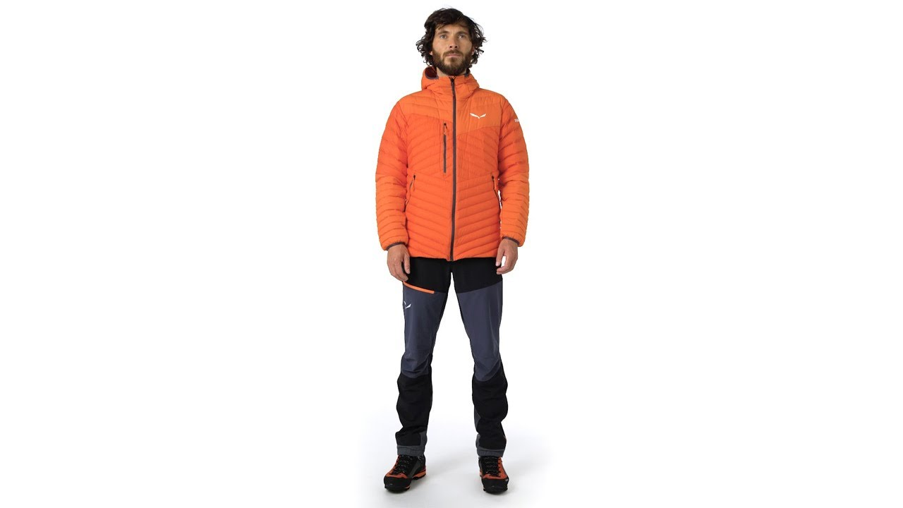Ortles Light 2 Daunen Herren Kapuzenjacke