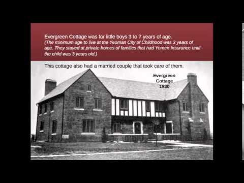 Aug 9th Phil Aleo, Yeoman Orphanage and Sears Kit Homes   long