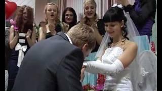 Свадебный клип.Великие Луки. Кристина+Тимур=СВ(банкет)