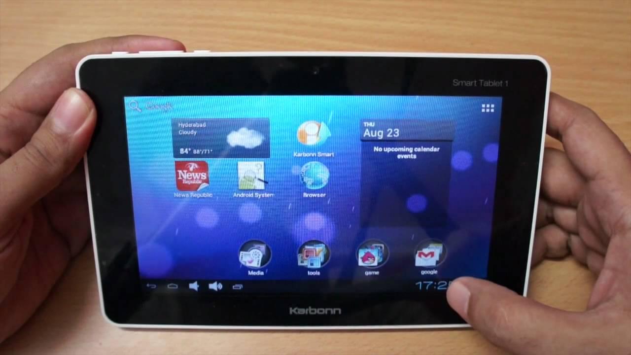 Re: Java Tutorial App for Karbonn Smart Tablet?