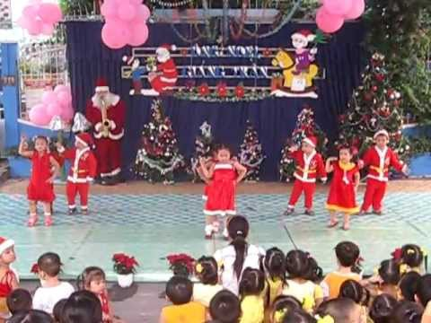 Múa hiện đại Jingle bell and we wish you a merry christmas