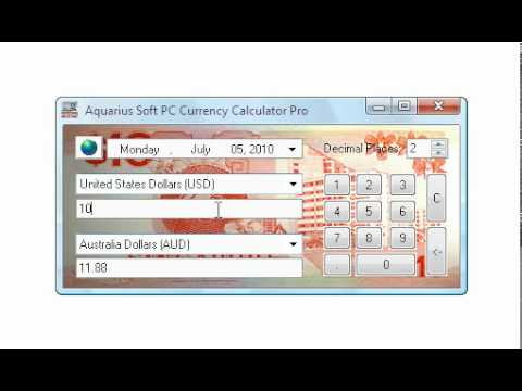 Usd Aud Forex Rates And Currency Converter Pc