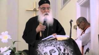 Lamentations of Jeremiah 2015 - Fr. Stefanos Habib