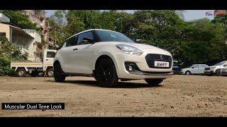 Maruti Swift ZXI-Sports Accessories  Shivam Autozone   Mumbai Video