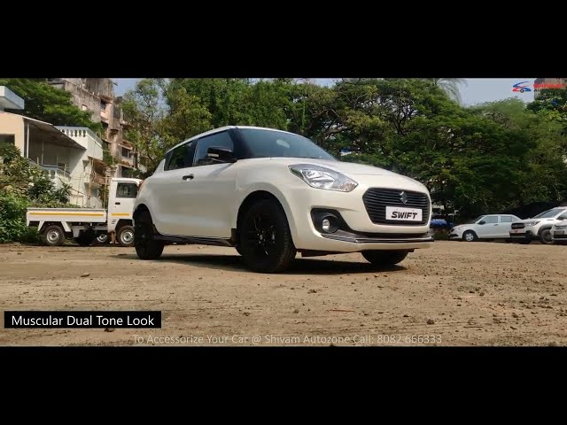 Maruti Suzuki Swift ZXI- Sports Accessories  Shivam Autozone