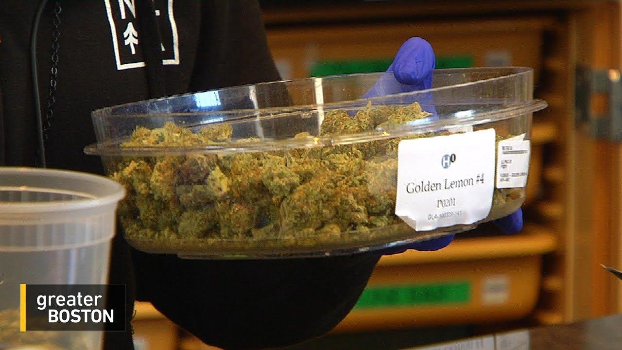 Legal Marijuana Goes Mainstream
