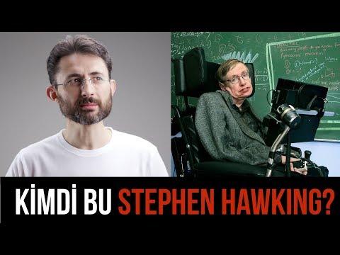 Kimdi bu Stephen Hawking?