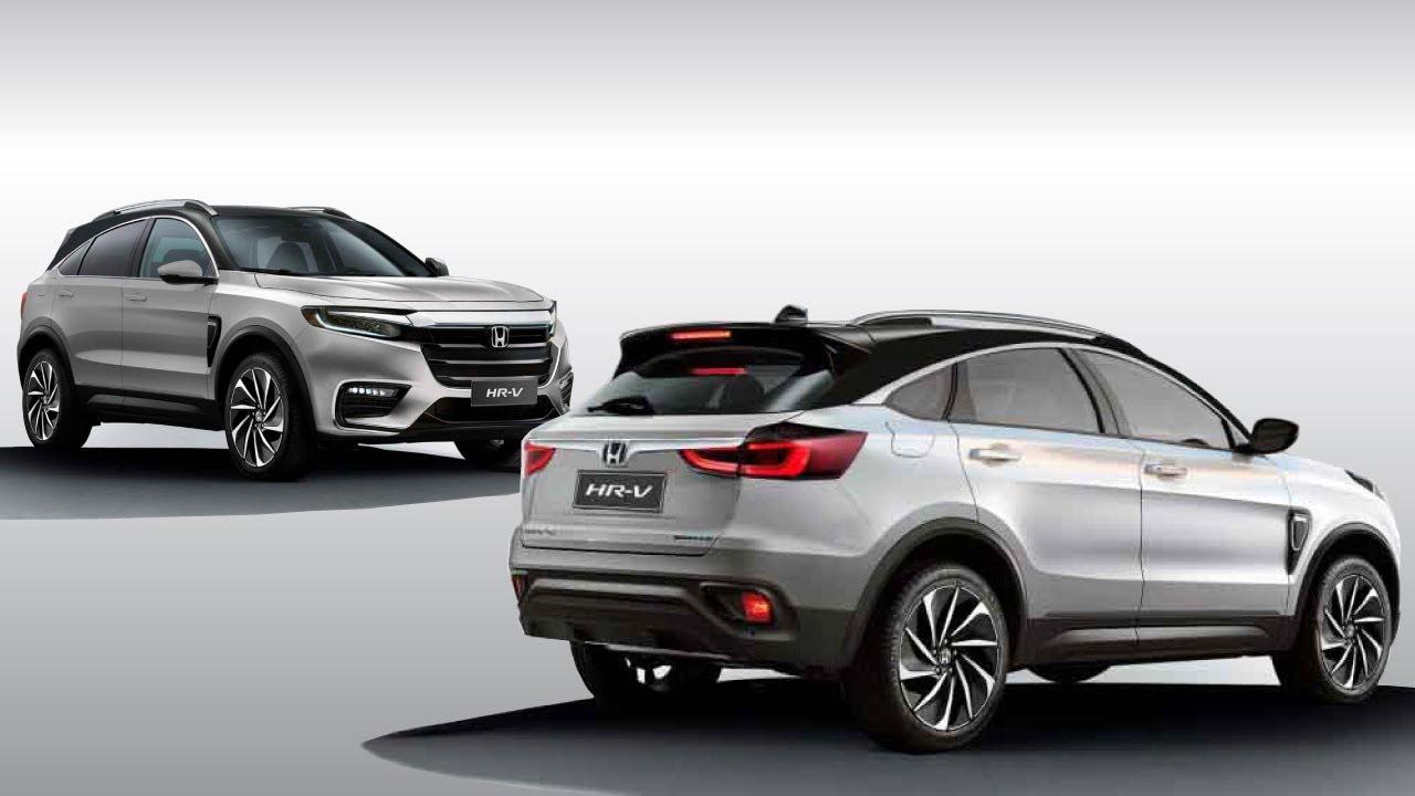 2021 Honda Vezel / HR-V - YouTube