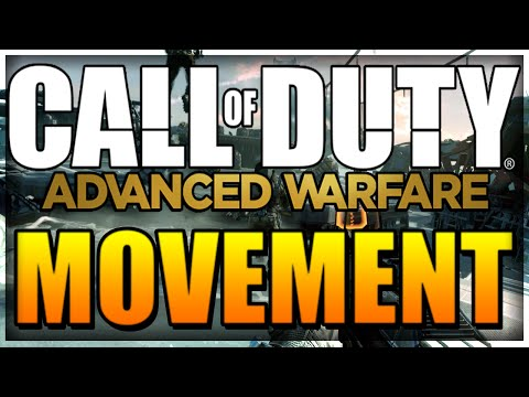 "COD Advanced Warfare ""UPLINK"" Multiplayer Gameplay - MOVEMENT SYSTEM! (CALL OF DUTY AW)"