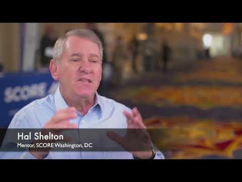 SCORE Business Mentor Hal Shelton