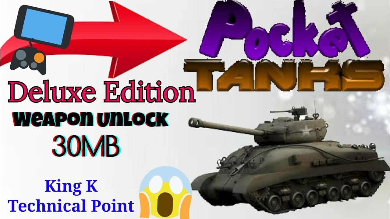 pocket tanks deluxe apk revdl