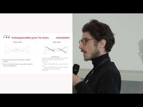 Leveraging ZKPs To Design Privacy Preserving State Transitions On Ethereum - Antoine Rondelet