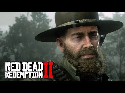 """Red Dead Redemption 2 - """"Pride"""" (God's Gonna Cut You Down Trailer) thumbnail"""