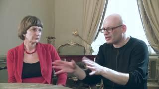 Зелёная гостиная: П. Гершензон и Т. Кузнецова