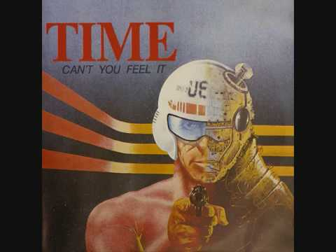Time - Can't you feel it (1982)