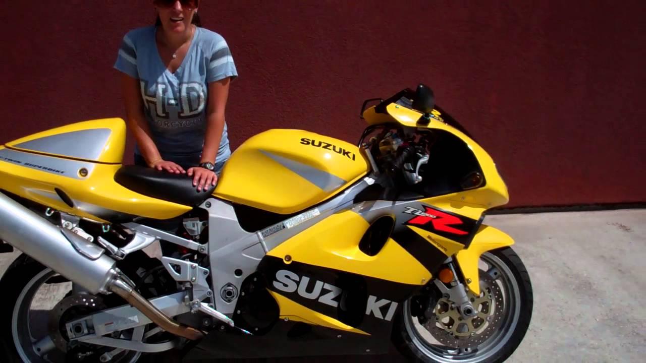 2002 Suzuki TL1000R M01041 - YouTube