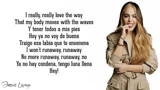 Danna Paola - MÍA (Letra / Lyrics)