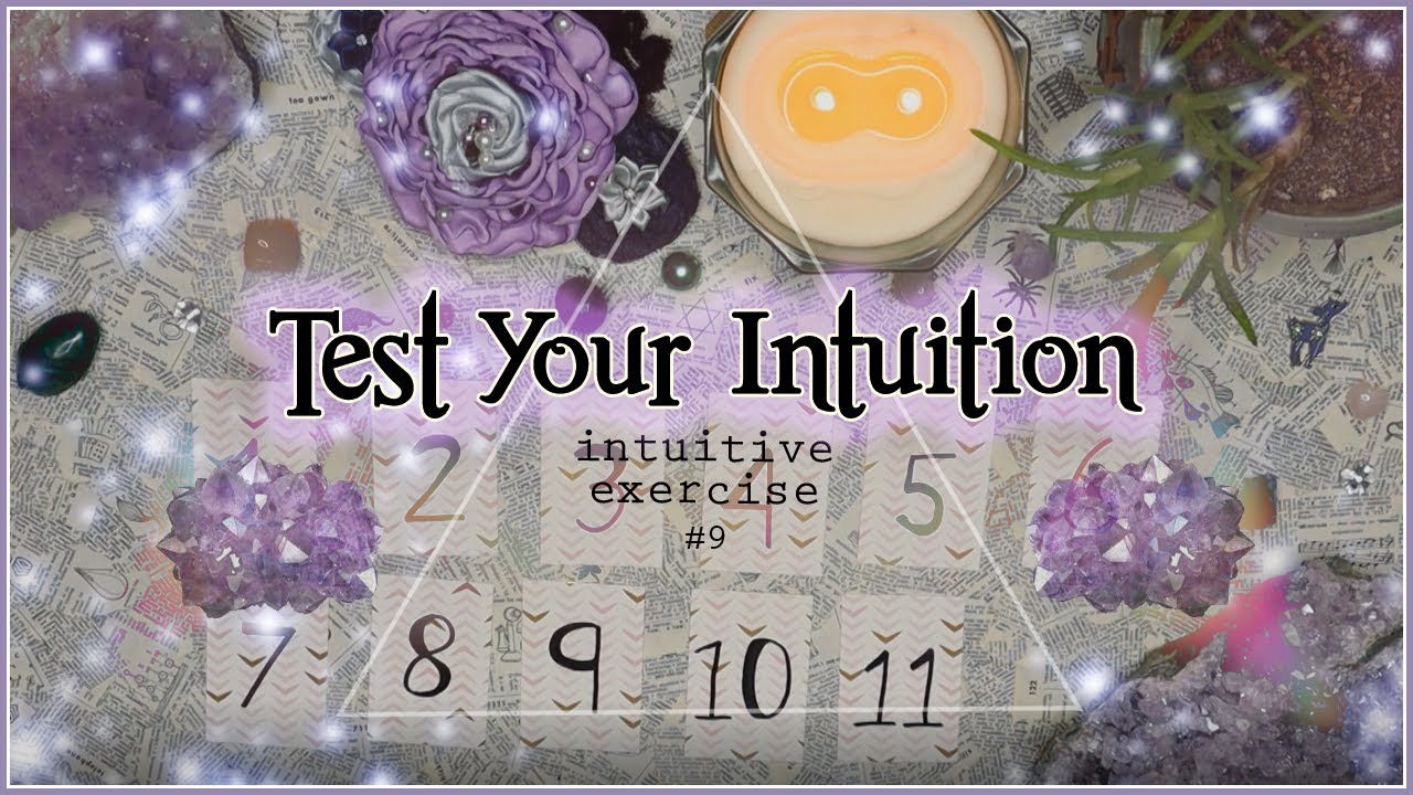 Test Your Intuition #9 | Intuitive Exercise - YouTube