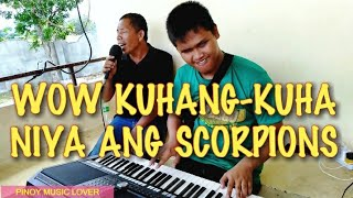 You and I Scorpions cover by Datu Bogie