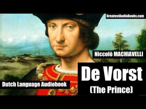 DE VORST   Machiavelli   Nederlands Dutch Language Audiobook   GreatestAudioBooks com