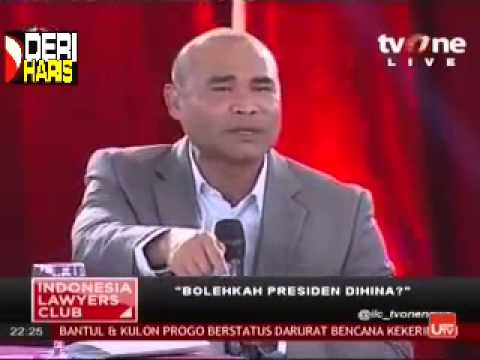 ILC Indonesia Lawyer Club Bolehkah Presiden Dihina