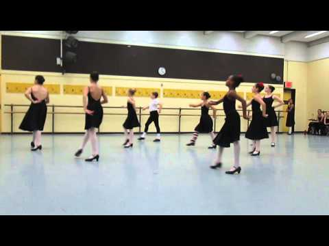 Bolshoi Ballet Summer Intensive Prep 2013 NYC BBASI Observation Day