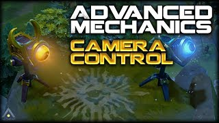 Dota 2: How Pro Players Control The Camera | Pro Dota 2 Guides