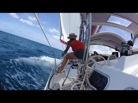 When Cruisers Race!  (Sailing SV Sarean)  EP. 21