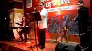 18 mart Çanakkale Anma Törenleri- İbrahim Sadri -SultanGazi Belediyesi-Salon Avrasya