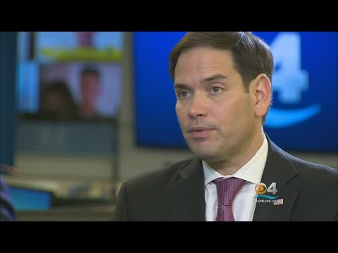 Facing South Florida: One-on-One with Marco Rubio