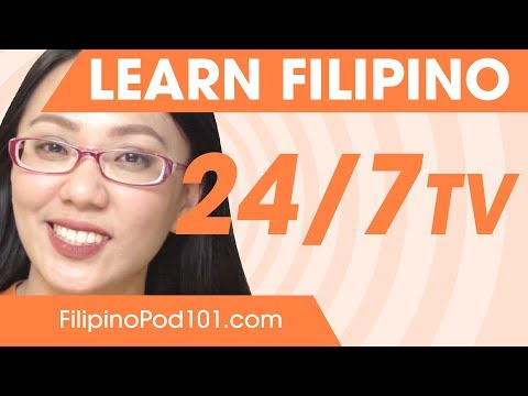 Learn Filipino 24/7 with FilipinoPod101 TV