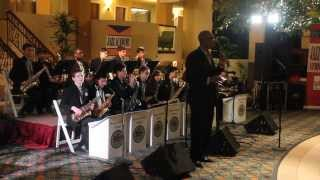 Cherry Point [Neal Hefti] played by the Jazz Academy Ensemble