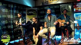 Star 99.9 Michaels Jewelers Acoustic Sessions with Magic! -