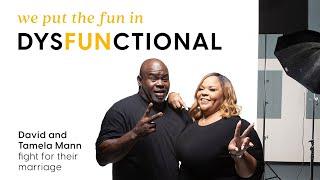 David and Tamela Mann - White Chair Film - I Am Second®