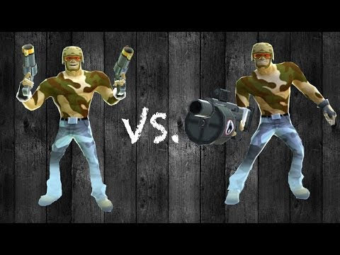Respawnables Duel Grenade Pistols/Grenade Launcher Review