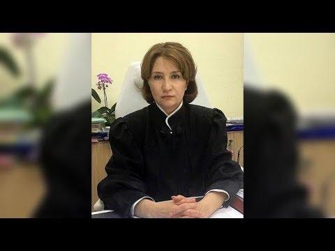 ЕЛЕНА ХАХАЛЕВА ПОШЛА КО ДНУ. Расследование ООЮ о системе, выстроенной золотой судьей