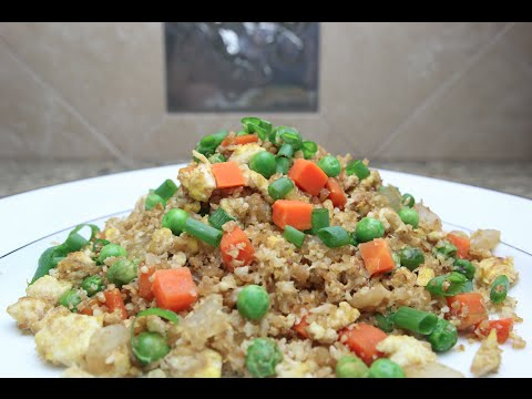 Fried Cauliflower Rice Substitutes For Japanese Fried Rice